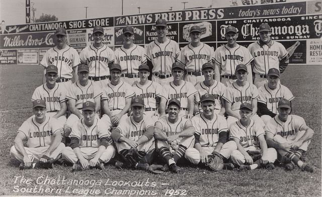 1952 Lookouts