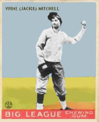 Fantasy 1933 Goudey gum baseball card