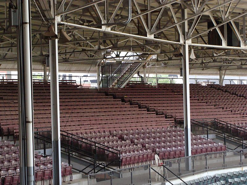 The Stands June 2009